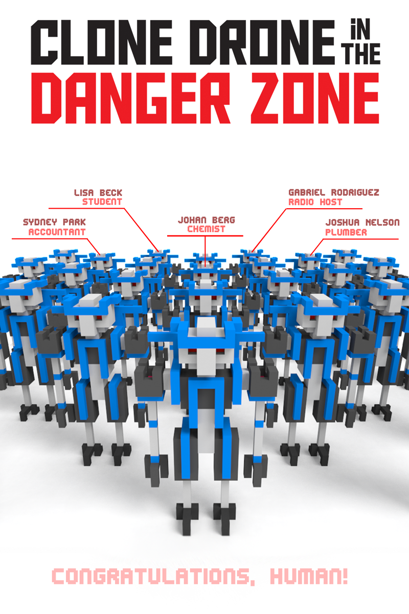clone drone in the danger zone how to change soundtrack