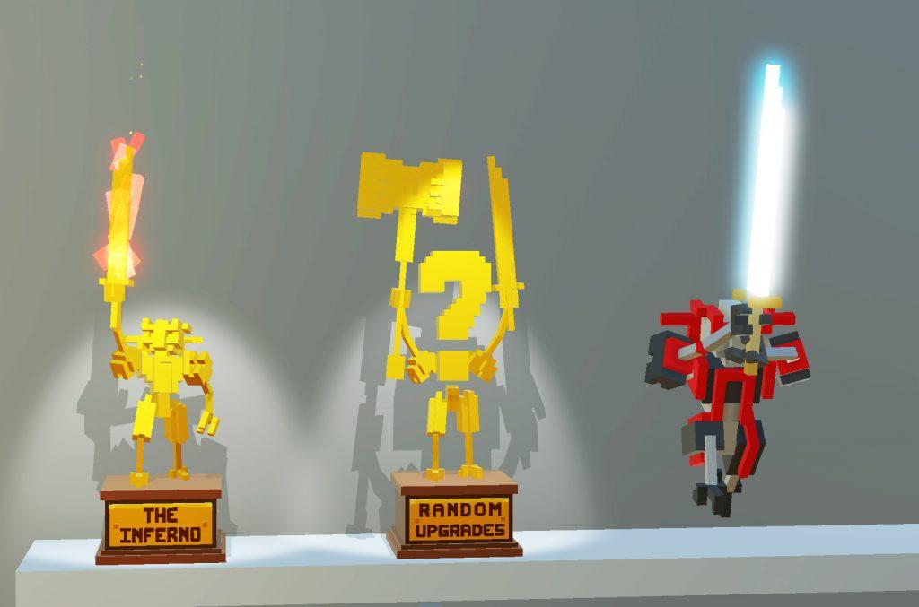 So I Became a Trophy