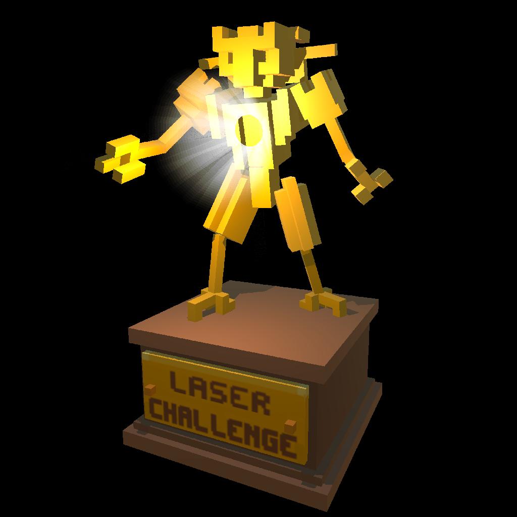 LaserTrophy