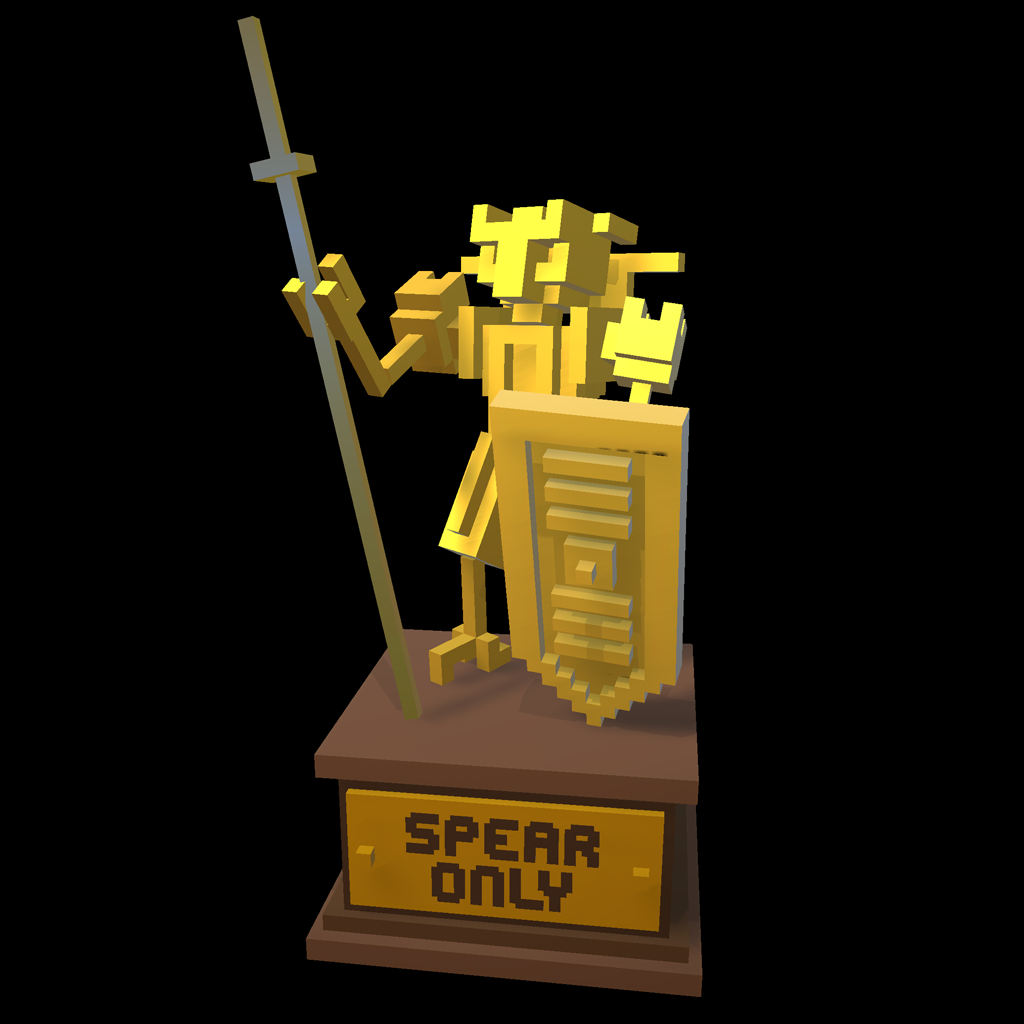 SpearOnlyTrophy
